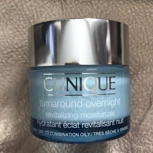 Clinique Turnaround Overnight cream